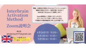 IAM(Interbrain Activation Method)Webinar