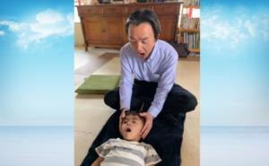 5歳未満の小児とIAM ~駒川先生初面会編~